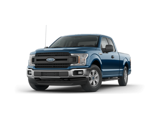 2018 Ford F-150 F150 4X4 SS S/C